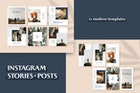 Instagram Posts + Stories (Vol.9)