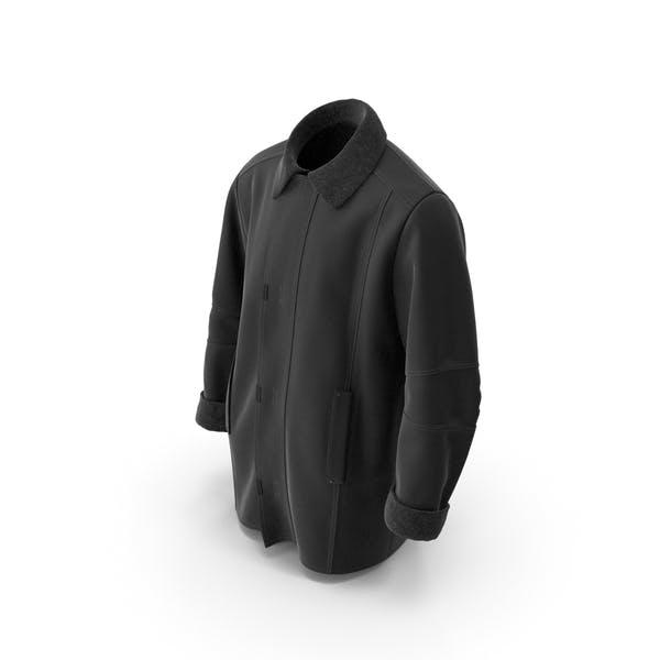 Men's Coat Black