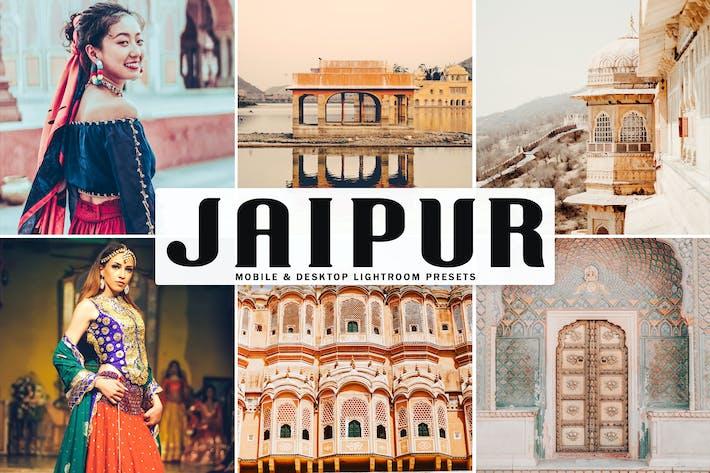 Thumbnail for Jaipur Mobile & Desktop Lightroom Presets