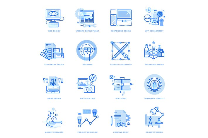 Thumbnail for Grafik- und Webdesign und -entwicklung
