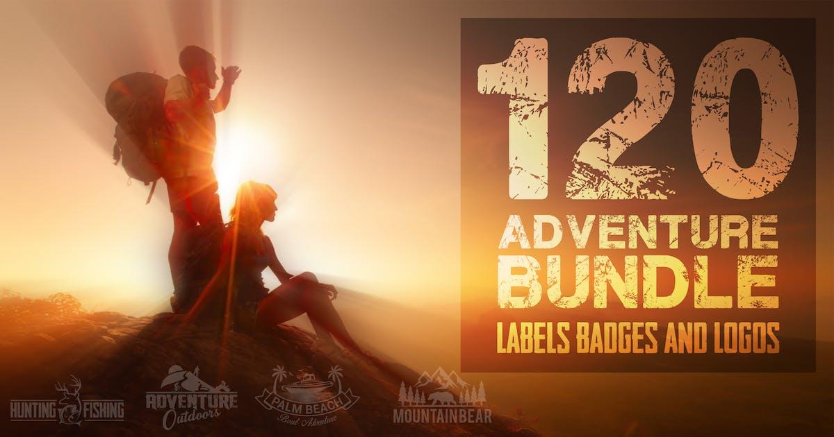 Download 120 ADVENTURE BUNDLE by shazidesigns
