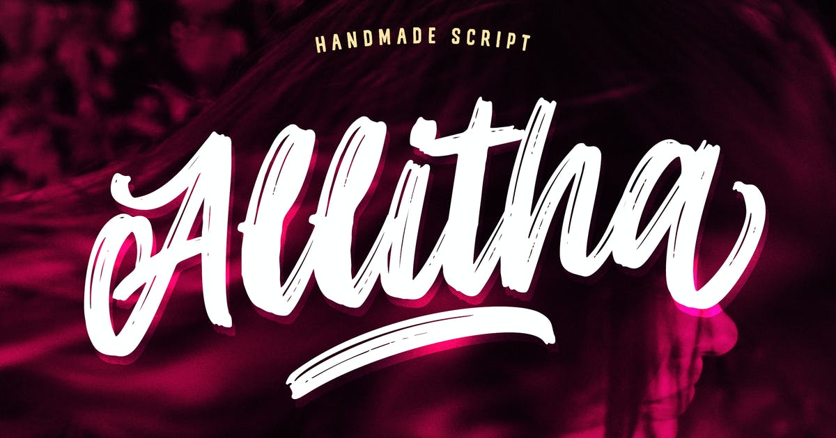 Download Allitha by weapedesign