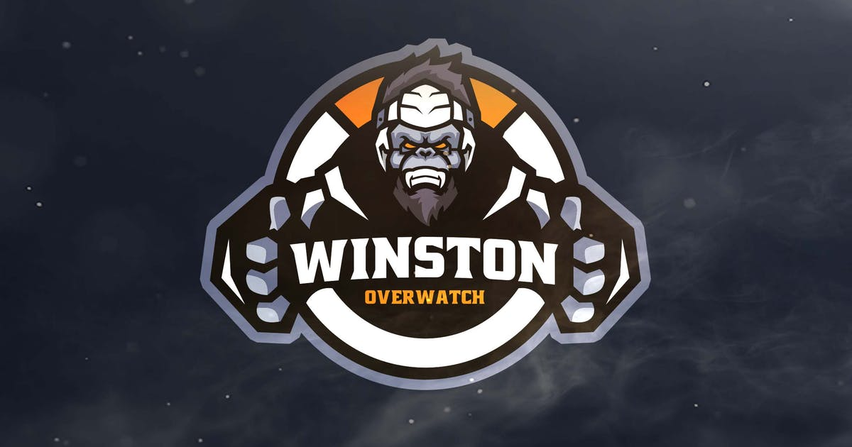Download Winston Sport and Esports Logos by ovozdigital
