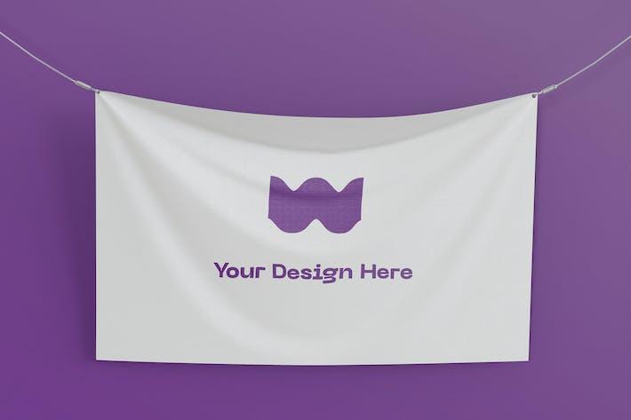Thumbnail for Maquette de drapeau
