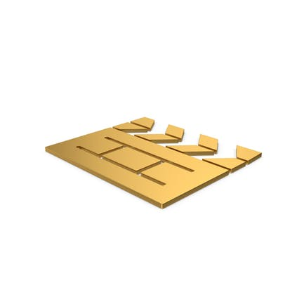 Gold Symbol Cinema Movie