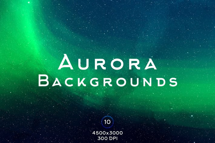 Thumbnail for Aurora Backgrounds