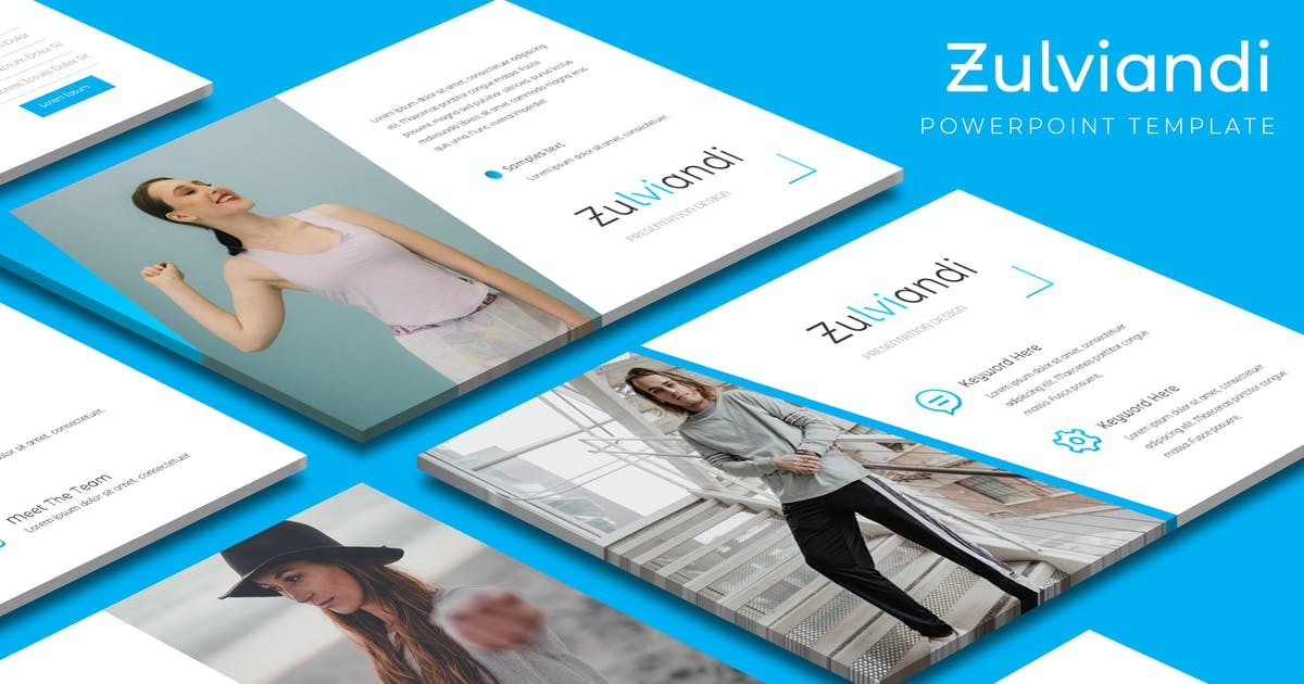 Download Zulviandi - Powerpoint Template by aqrstudio