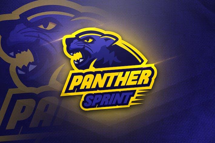 Thumbnail for Panther Thunder - Mascot  & Esport Logo