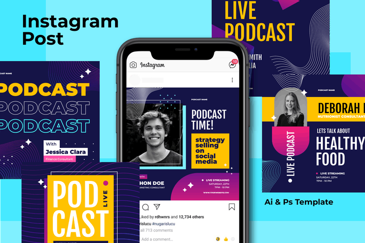 Instagram Podcast