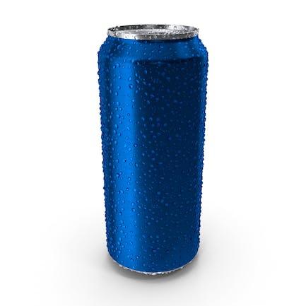 Fresh Tall Soda Can