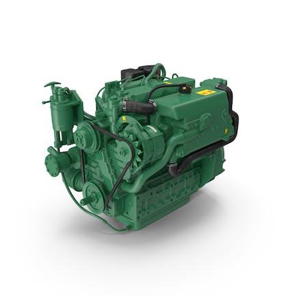 Motor Diesel Marino