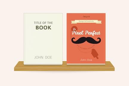 Easy Book Mock-Ups