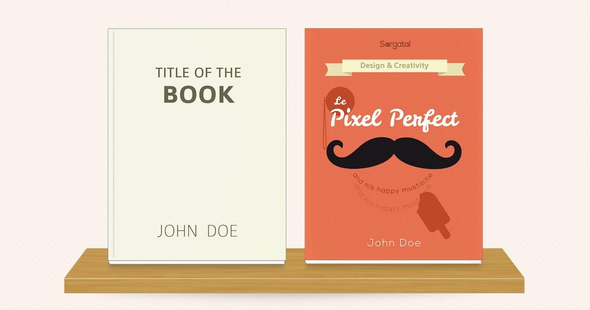 Easy Book Mock-Ups by Sargatal