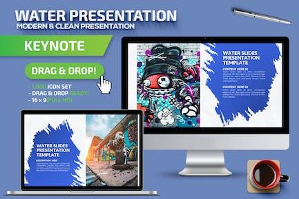 Water Keynote Presentation