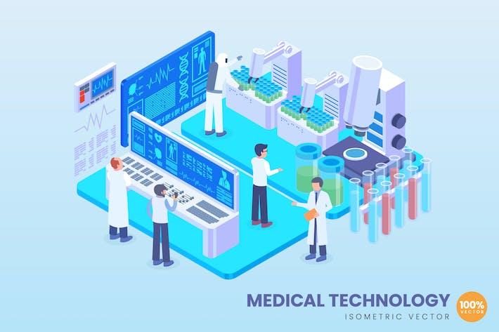 Thumbnail for Konzept der isometrischen Medizintechnik