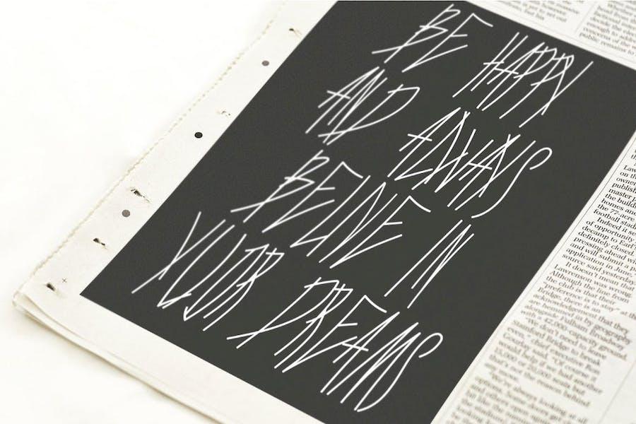 LAM/Font