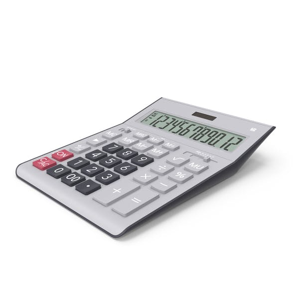 Grey Calculator Generic