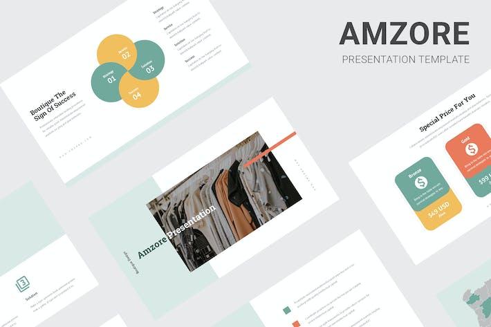 Thumbnail for Амзор - Бутик-колода Pitch