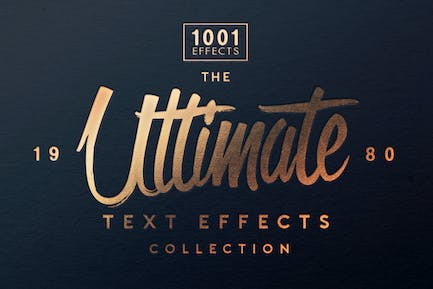 1001 Text Effects