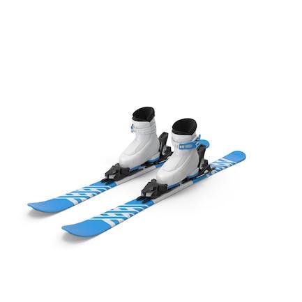 Alpine Schuhe & Ski Parallel