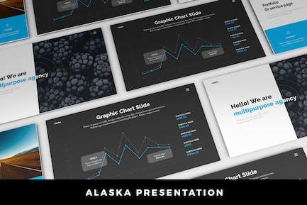 Alaska Präsentation