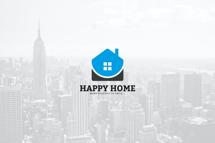 Cover Image For Happy Home Logo
