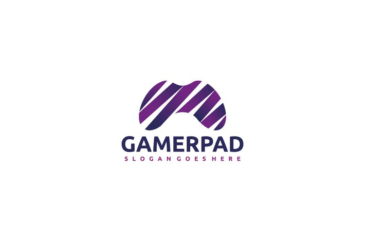 Thumbnail for Gamer Pad Logo