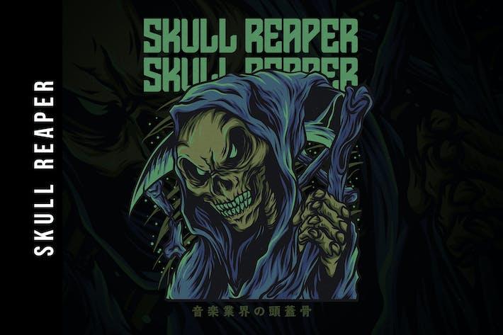 Cover Image For Skull Reaper Design