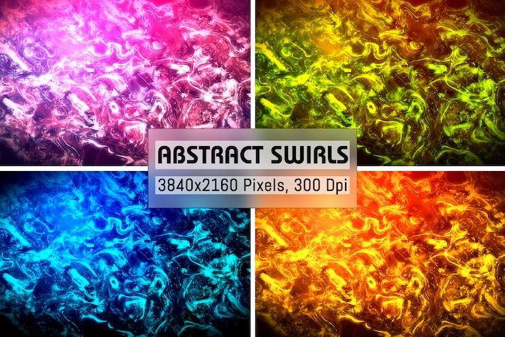 Thumbnail for Abstract Swirls
