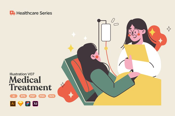 Healthcare V07 Professional Medical Treatment
