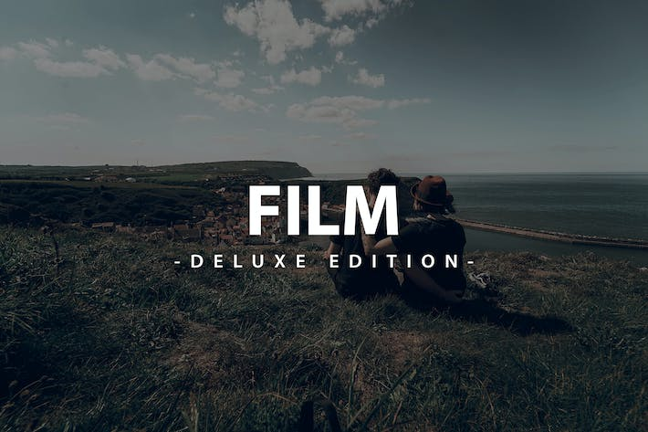 Thumbnail for Film Preset | For Mobile and Desktop