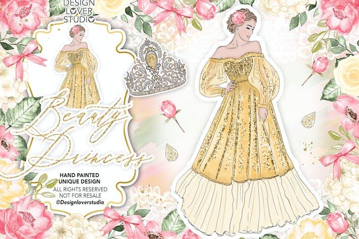 Thumbnail for Beauty Princess design