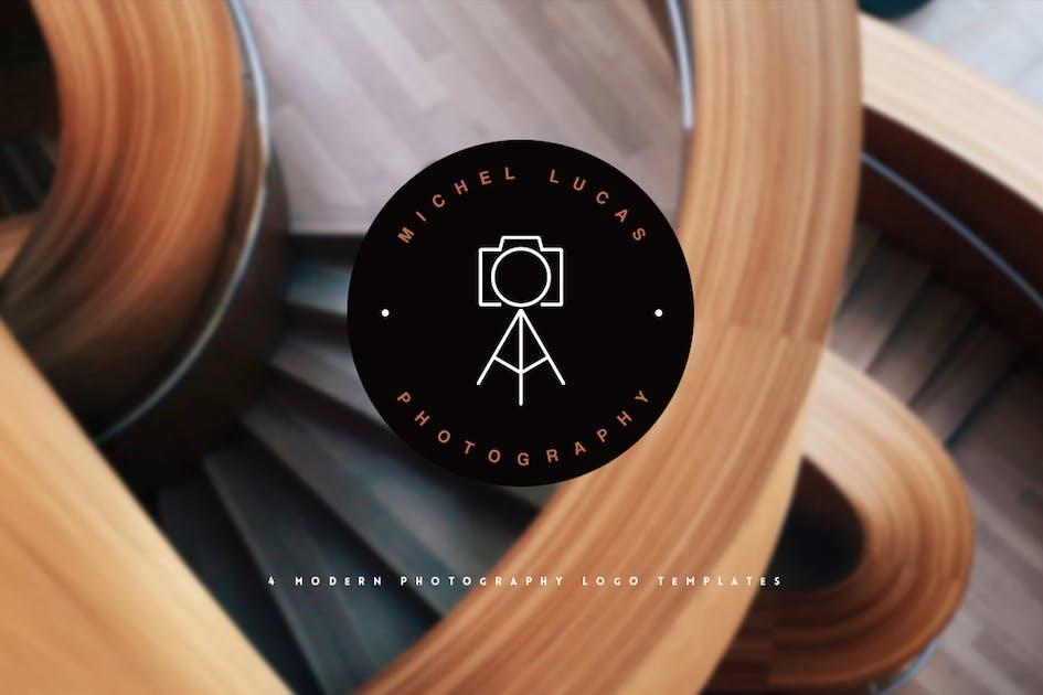 Download Photography Logo Templates by Easybrandz2