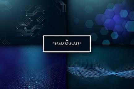 Futuristic Tech Backgrounds