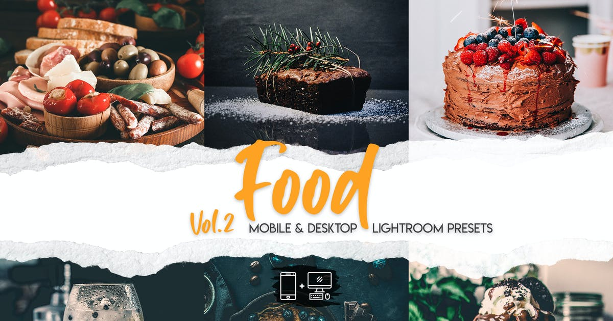 Download Food Lightroom Presets Vol. 2 by ClauGabriel