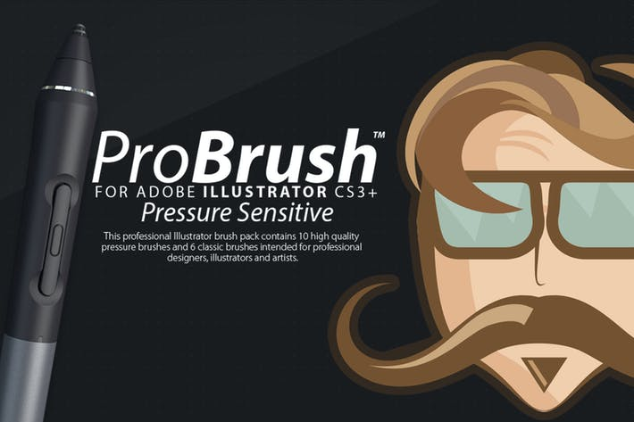 Cover Image For ProBrush Pressure Sensitive
