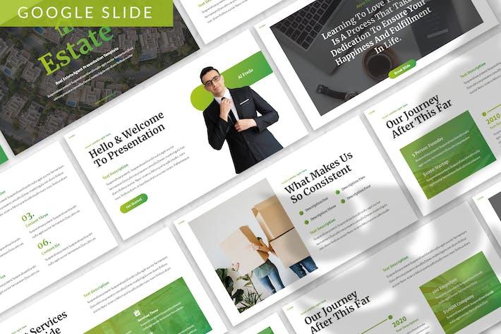 Estate - Property Google Slide Template