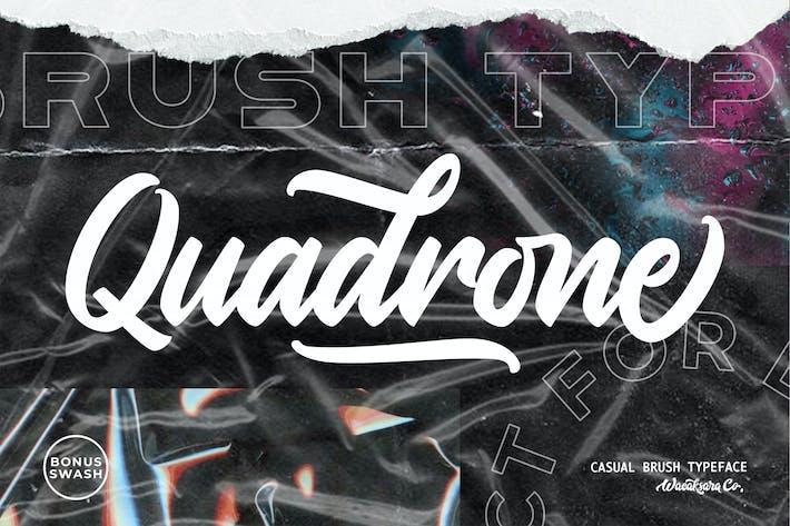 Thumbnail for Quadrone