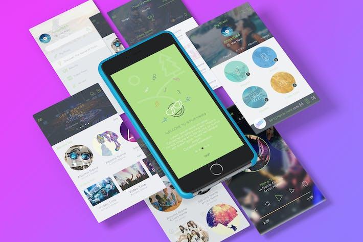 Thumbnail for Multimedia App