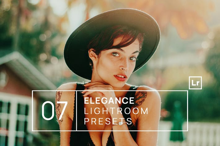 Thumbnail for 7 Elegance Lightroom Presets