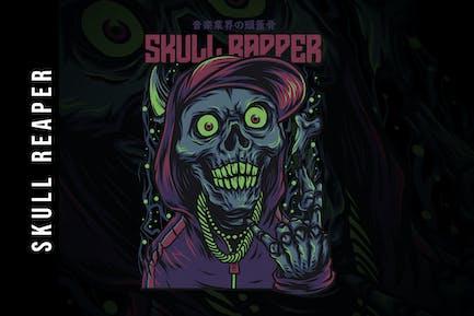 Skull Rapper Design