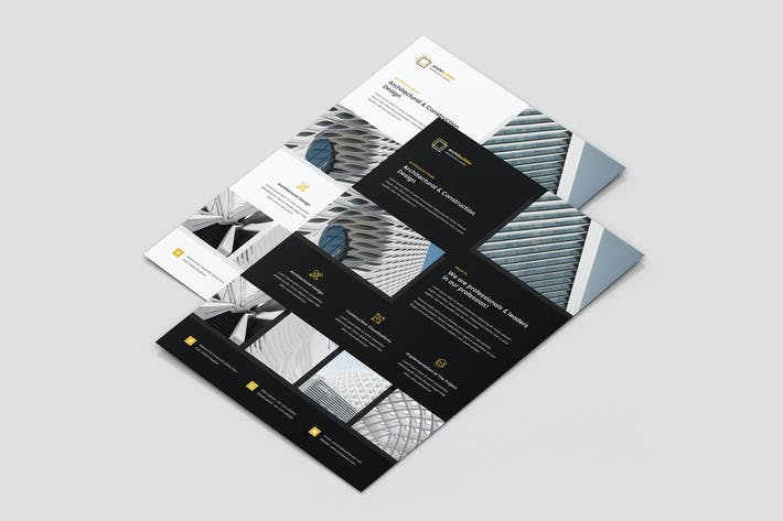 Thumbnail for Flyer – Architect