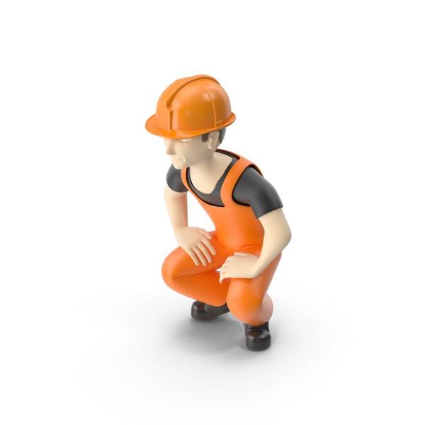Worker Squat