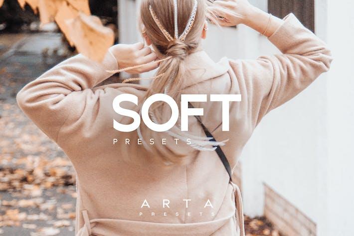 Пресеты ARTA | Мягкие | Для мобильных и настольных ПК