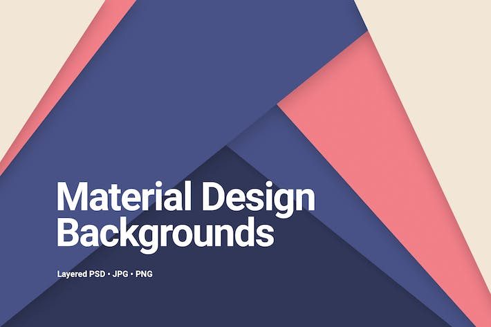 Thumbnail for Material Design Backgrounds