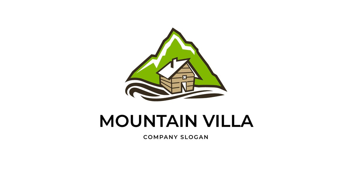 Download Mountain Villa by adamfathony