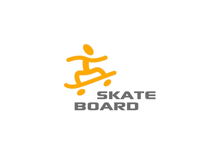 Thumbnail for Logo Skateboard active sport