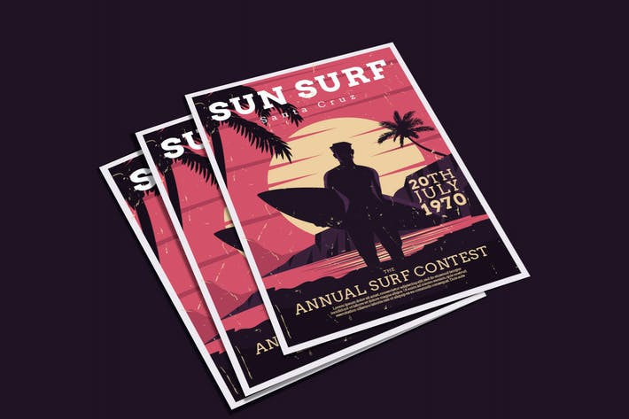Thumbnail for Surf Flyer