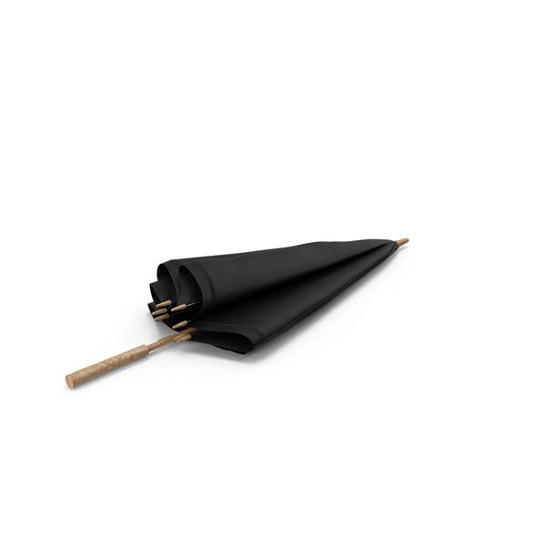 Thumbnail for Umbrella with Wooden Handle