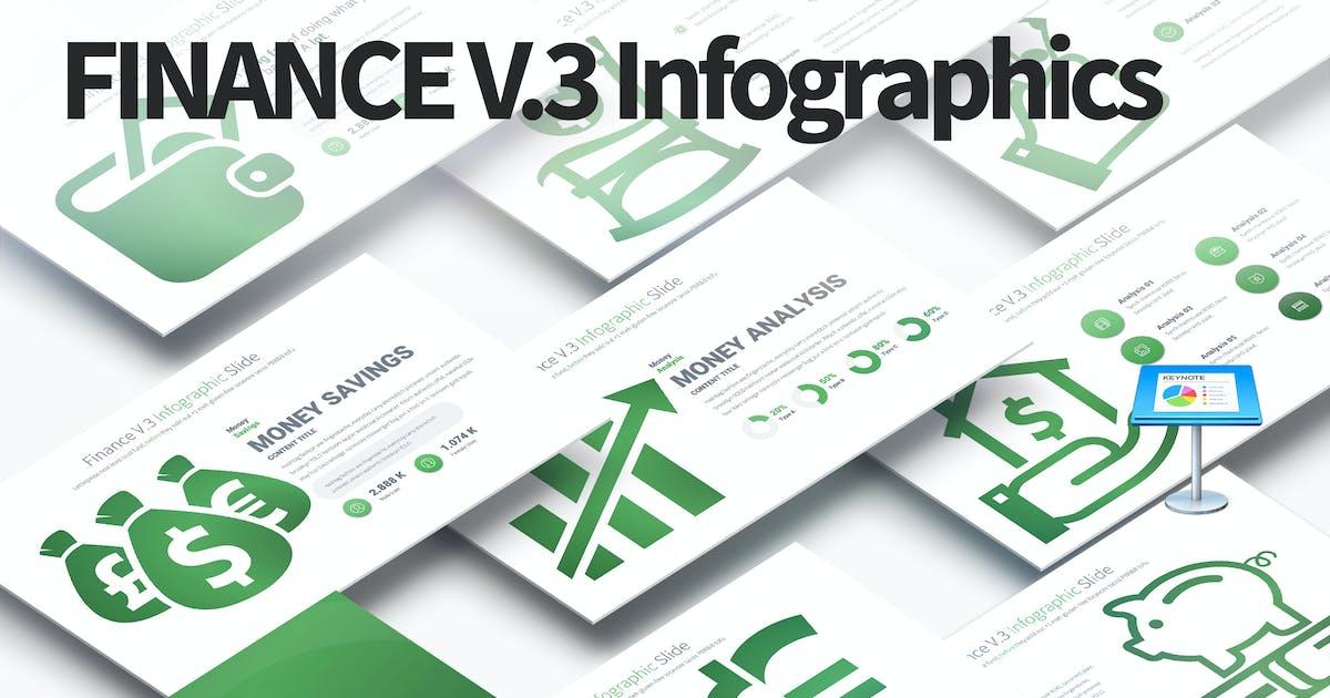 Download FINANCE V.3 - Keynote Infographics Slides by pulsecolor